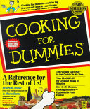 Cooking For Dummies  PDF