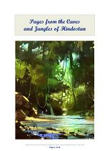 Pages from the Caves and Jungles of Hindostan