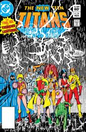 The New Teen Titans (1980-) #36