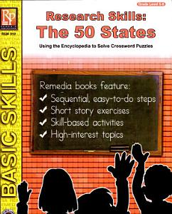 Research Skills: The 50 States