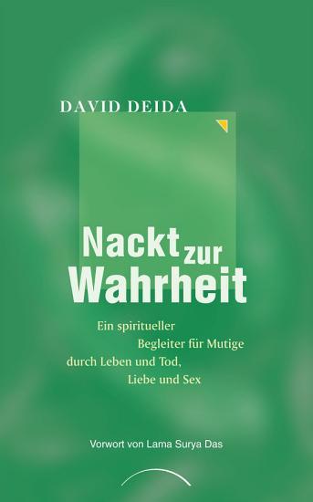 Nackt zur Wahrheit PDF