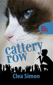 Cattery Row: A Theda Krakow Mystery