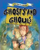 Ghosts & Ghouls: 3-in-1 Treasury