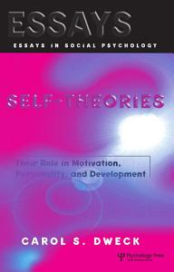 Self theories Book