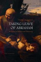 Taking Leave of Abraham PDF