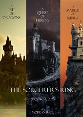 Sorcerer's Ring Bundle (Books 1,2,3)