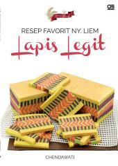 Resep Favorit Ny. Liem: Lapis Legit
