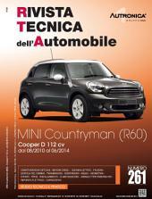 Manuale di riparazione Mini Countryman (R60): Cooper D 112 cv - RTA261