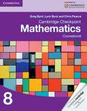 Cambridge Checkpoint Mathematics Coursebook 8 PDF