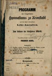 Nausikaa, VI.: Gesang der Odyssee des Homer