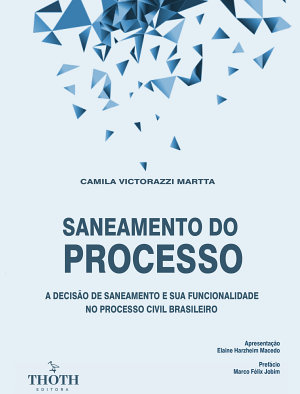 SANEAMENTO DO PROCESSO PDF