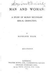 Man and Woman: A Study of Human Secondary Sexual Characters