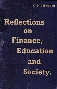 Reflections on Finance Education and Society PDF