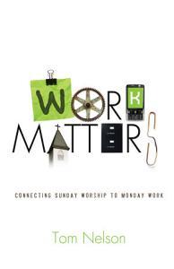 Work Matters Book