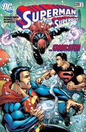 Superman (1986-) #220