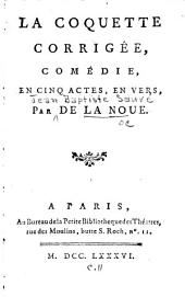 Petite bibliotheque des théatres: Chef-d'œuvres de la Fosse. Coriolan