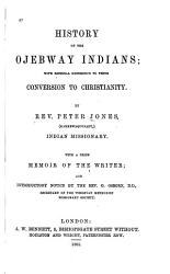History of the Ojebway Indians PDF