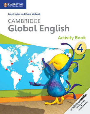Cambridge Global English Stage 4 Activity Book PDF