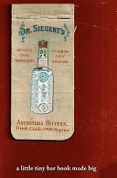 Angostura Bitters Drink Guide 1908 Reprint Book PDF