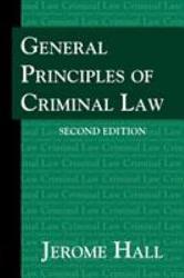 General Principles Of Criminal Law Book PDF