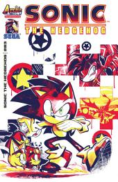 Sonic the Hedgehog #283