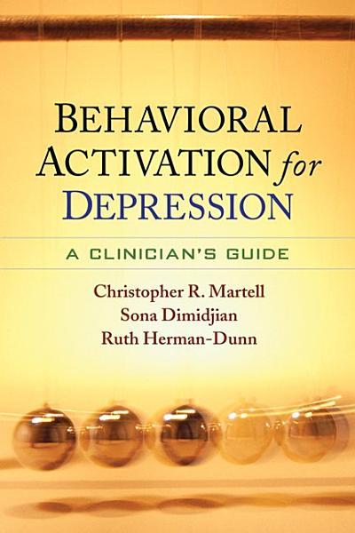 Download Behavioral Activation for Depression Book