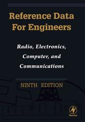 Reference Data For Engineers Book PDF
