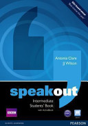 Speakout Intermediate Students  Book  with DVD   Active Book  PDF