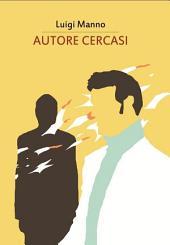 Autore cercasi (romanzo)