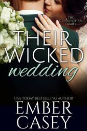 Their Wicked Wedding: The Cunningham Family, Book 5
