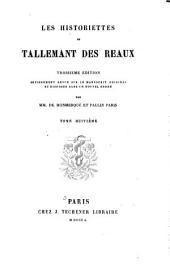 Les historiettes de Tallemant des Réaux: Volume8