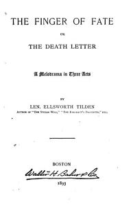 The Finger of Fate  Or  The Death Letter PDF