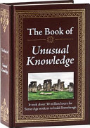 Download The Book of Unusual Knowledge Book