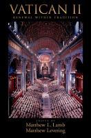 Vatican II PDF