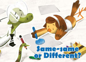Same Same or Different  PDF