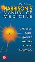 Harrisons Manual of Medicine  20th Edition PDF