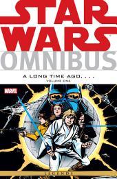 Star Wars Omnibus A Long Time Ago… Vol. 1