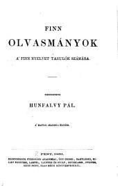 Finn olvasó-könyv: 1. kötet