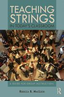 Teaching Strings in Today s Classroom PDF