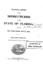 Report of the Superintendent of Public Instruction PDF