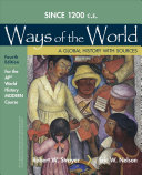 1200 Update Ways of the World with Sources for the Ap r  Modern Course