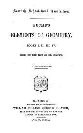 Euclid's Elements of geometry, books i. ii. iii. iv