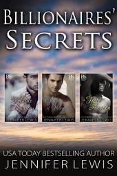 Billionaires' Secrets Box Set: The Complete Series Books 1-3