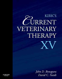 Kirk s Current Veterinary Therapy XV PDF