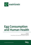 Download Egg Consumption and Human Health Book