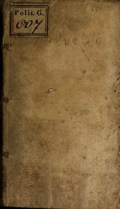 Virgilii Malvezzi Marchionis Persecutio Davidis politice tractata: nunc Latinitate danata