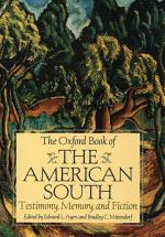 The Oxford Book of the American South