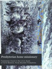 Presbyterian Home Missionary: Volume 14, Issue 6