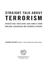Straight Talk About Terrorism