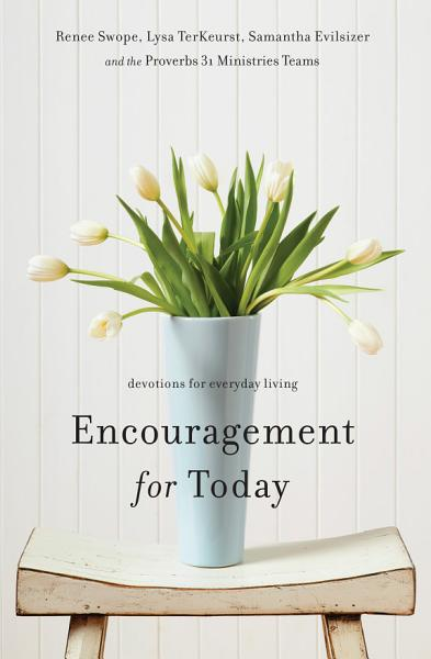Download Encouragement for Today Book